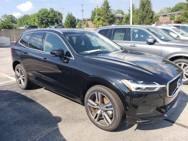 new 2018 Volvo XC60 T6 AWD Momentum SUV For Sale/Lease Bloomington IN
