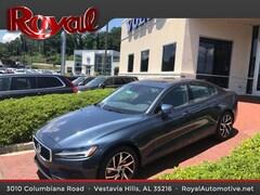 New 2019 Volvo S60 T5 Momentum Sedan 7JR102FK8KG017696 for sale in Vestavia Hills, AL