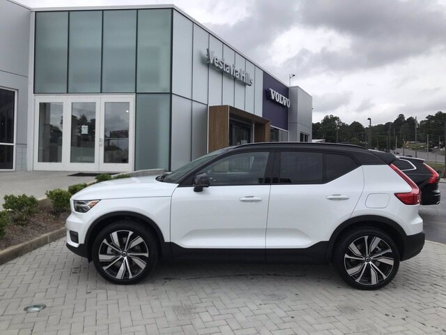 Featured New 2021 Volvo XC40 Recharge Twin Pure Electric P8 SUV for Sale in Vestavia Hills, AL