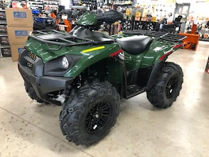 2019 KAWASAKI Brute Force 750 4x4i With Accessories! $36.98/Weekly OAC!