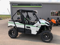 2016 KAWASAKI Teryx EPS Lots of Accessories! *$67.40/Weekly OAC!!