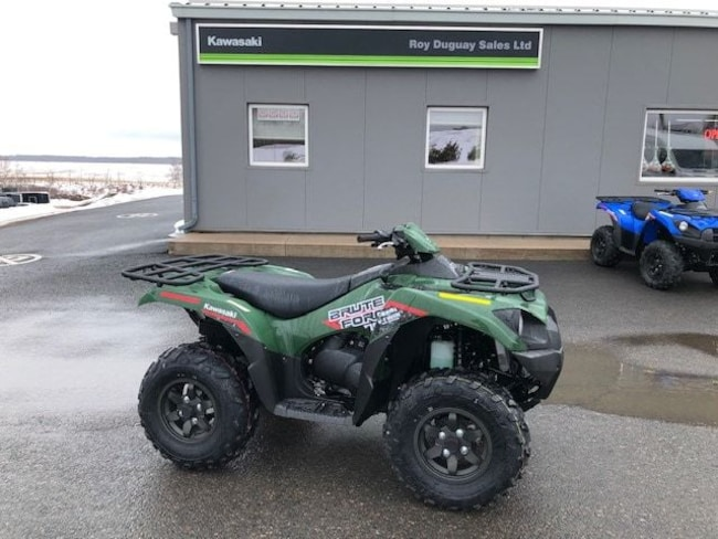 2019 KAWASAKI Brute Force 750 4x4i $33.13/Week!!