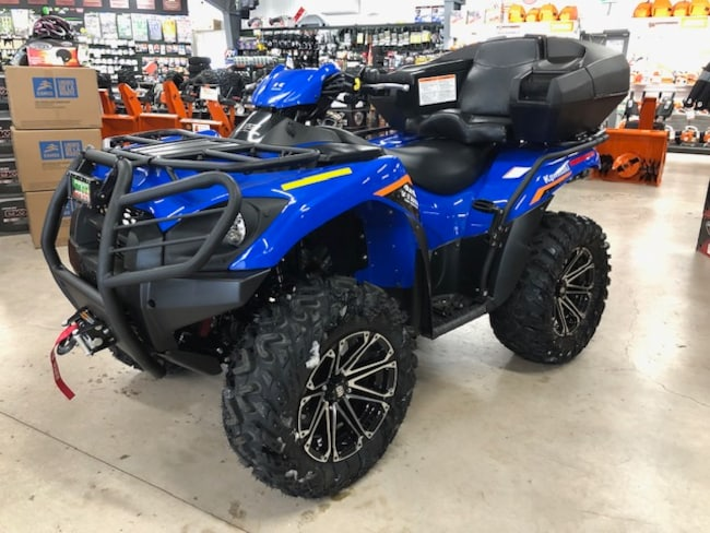 2019 KAWASAKI Brute Force 750 4x4i EPS With Accessories $45.06/Weekly OAC!!