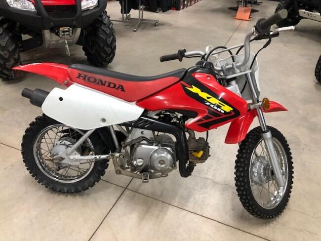 2002 HONDA XR70R
