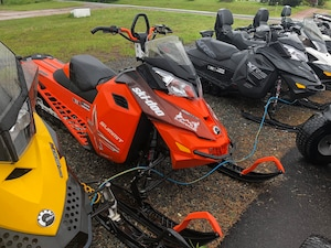 2015 SKI-DOO Summit X 146