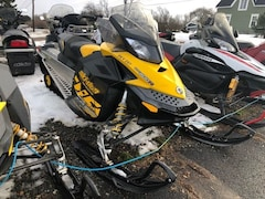 2010 SKI-DOO Renegade Backcountry 800R PTEK