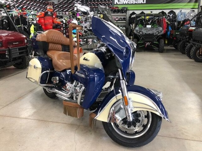 2016 Indian Motorcycles Roadmaster Touring *$83.86 Weekly OAC!!