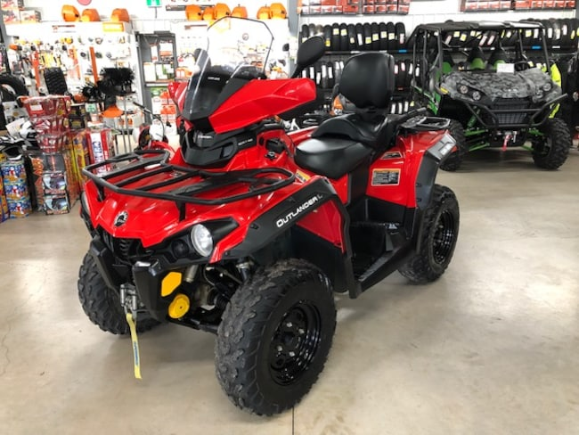 2016 CAN-AM Outlander L Max 450 *$37.51/Weekly OAC!!