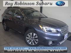 Certified Pre-Owned 2017 Subaru Outback 2.5i Limited with SUV 383432B in Marysville, WA