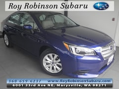 Certified Pre-Owned 2017 Subaru Legacy 2.5i Premium Sedan 390625A in Marysville, WA
