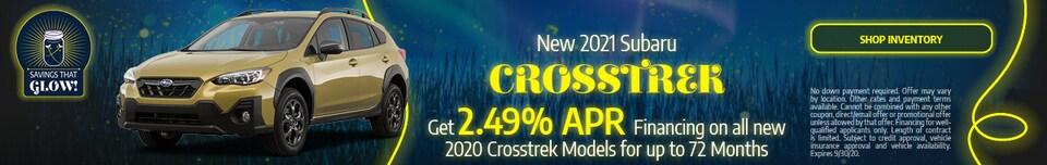 September 2021 Crosstrek Special