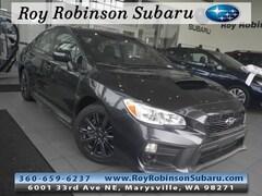 New 2019 Subaru WRX 2.0T Sedan S390993 in Marysville WA