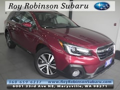 Certified Pre-Owned 2018 Subaru Outback 2.5i Limited SUV 383229C in Marysville, WA