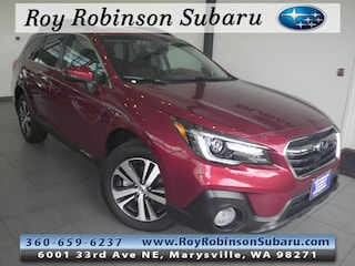 Used 2018 Subaru Outback 2.5i Limited SUV 383229C in Marysville, WA