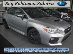 New 2019 Subaru WRX 2.0T Sedan S391029 in Marysville WA