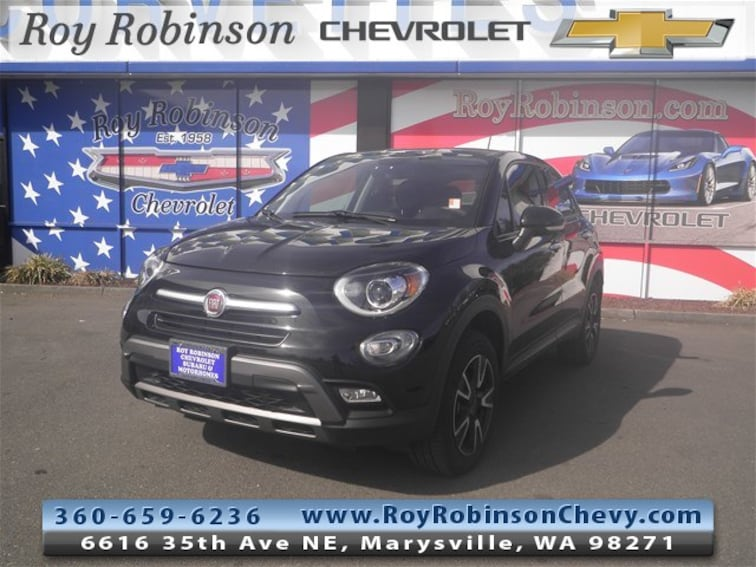 Used 2016 Fiat 500x Trekking For Sale In Marysville Wa Near Everett Wa Arlington Wa Lake Stevens Snohomish Wa Vin Zfbcfyct3gp340263