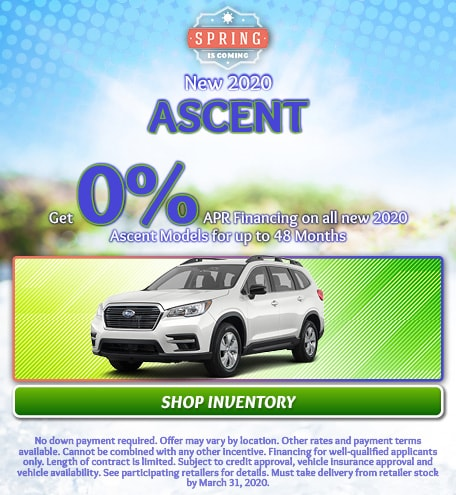 March 2020 Ascent Special