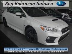 New 2019 Subaru WRX 2.0T Sedan S391005 in Marysville WA