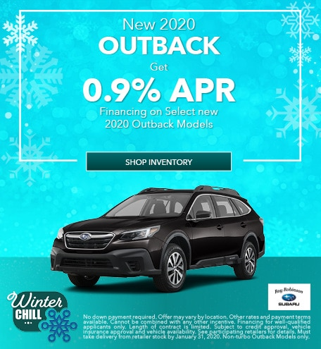 January 2020 Outback Special
