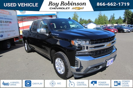 Featured Used 2020 Chevrolet Silverado 1500 LT Truck Crew Cab TP19130 for sale in Marysville, WA