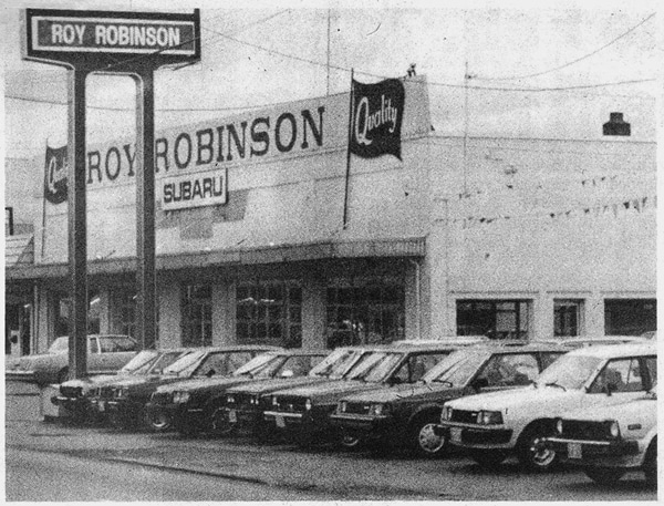 about roy robinson subaru in marysville wa. Black Bedroom Furniture Sets. Home Design Ideas