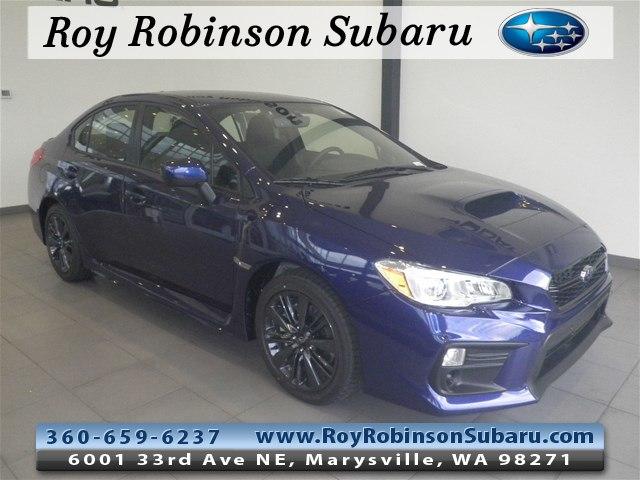 2019 Subaru WRX 2.0T Sedan