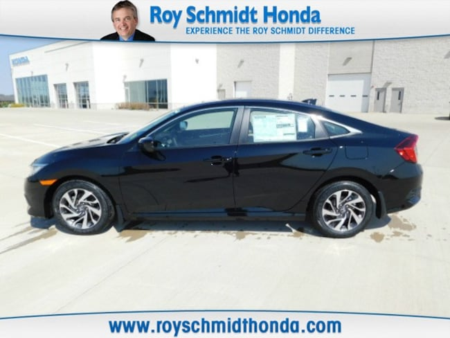 New 2017 Honda Civic EX Sedan Effingham