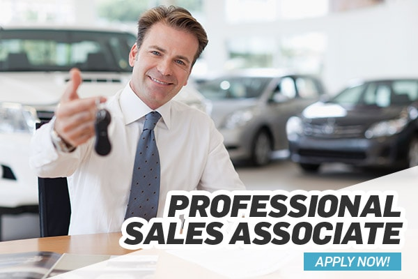 Professional Sales Associate