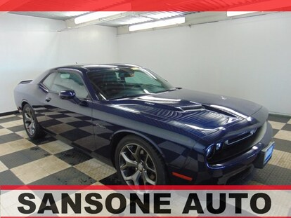 Used 2015 Dodge Challenger For Sale at Sansone Auto   VIN