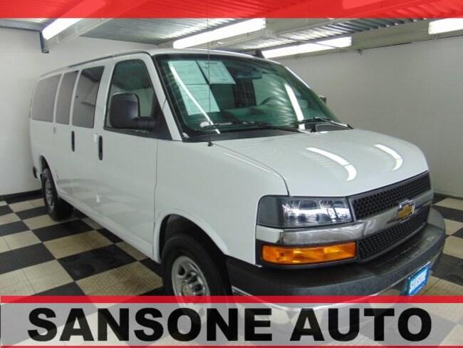 2018 Chevrolet Express 2500 LT Van Passenger Van