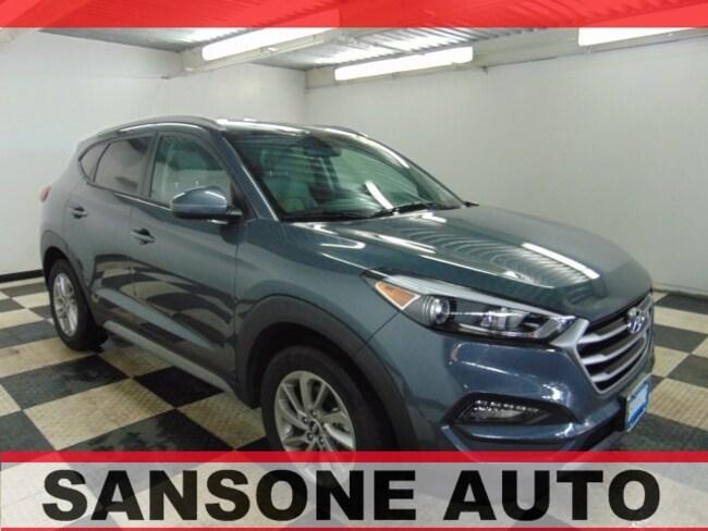Used 2018 Hyundai Tucson For Sale At Sansone Kia Vin