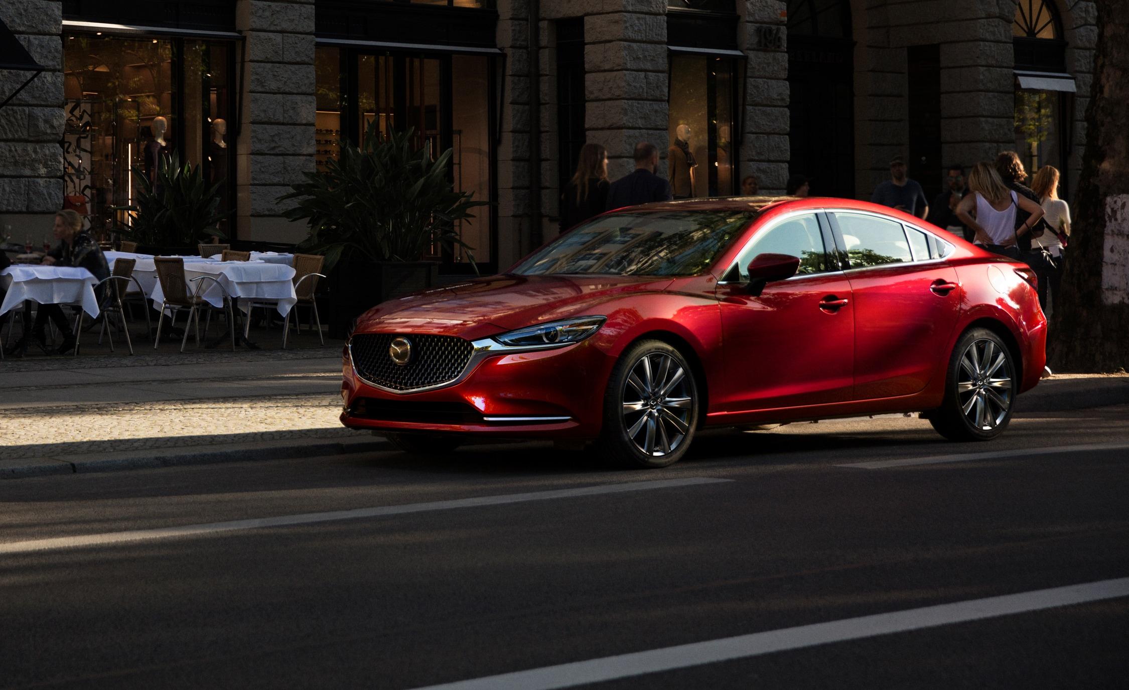 2018 Mazda6 V Competition Sansone Mazda Avenel Nj