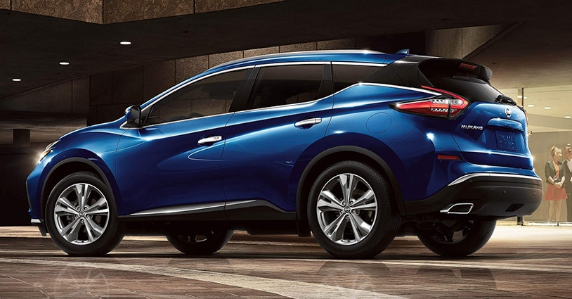 New 2020 Murano Route 23 Nissan