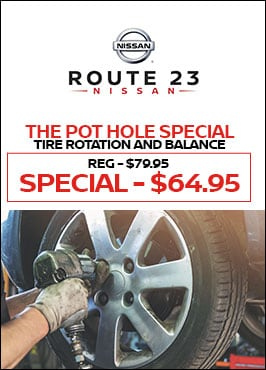 The Pot Hole Special