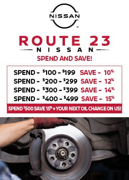 Spend and Save With Us!
