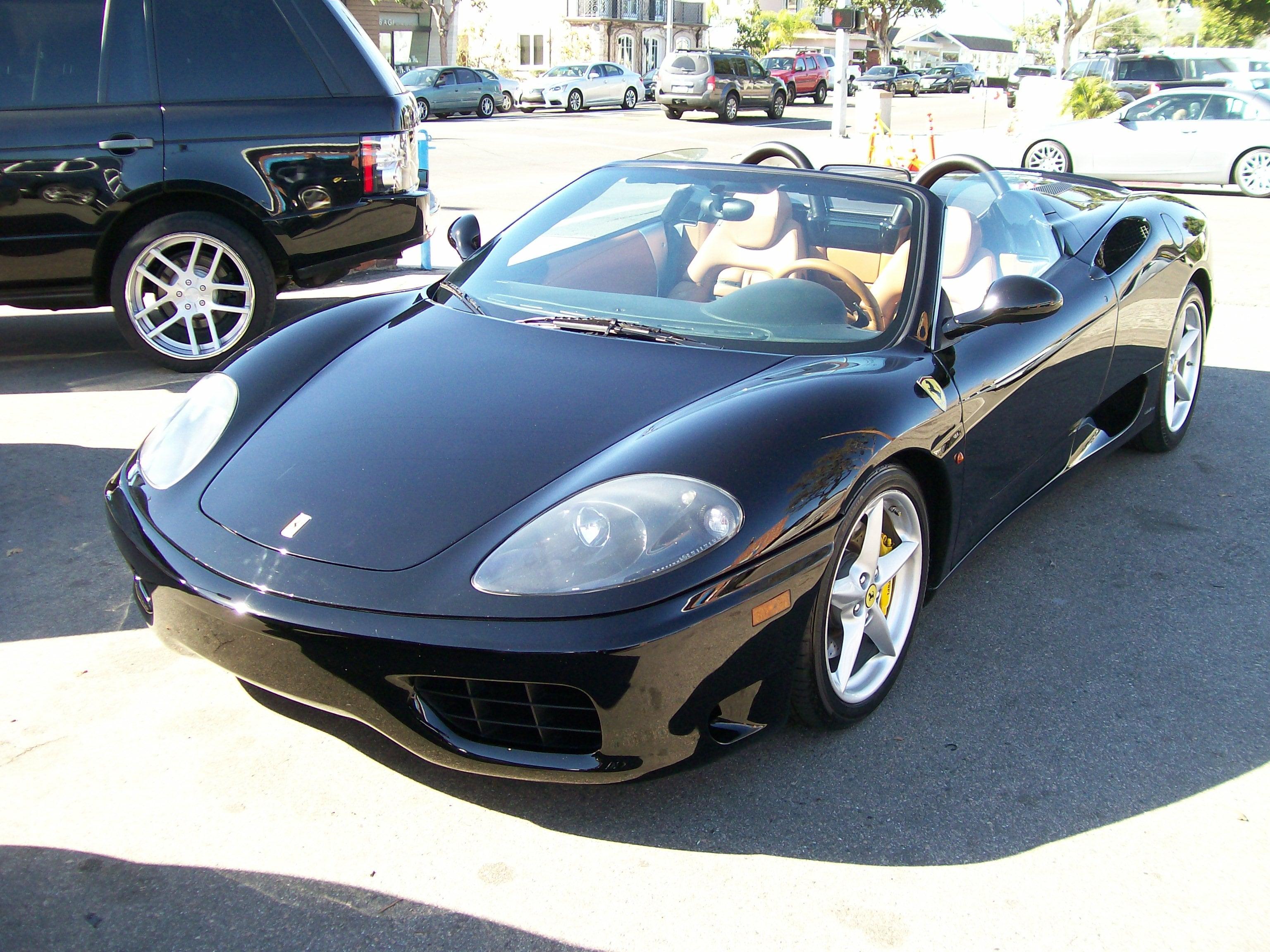Used 2002 Ferrari 360 Modena For Sale At Rubens Imports Vin Zffyt53ax20129735