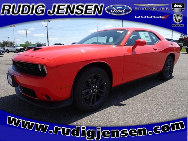 New 2019 Dodge Challenger GT AWD For Sale | New Lisbon WI