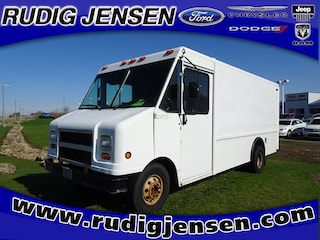 2003 Ford E-350 Stripped Commercial Truck