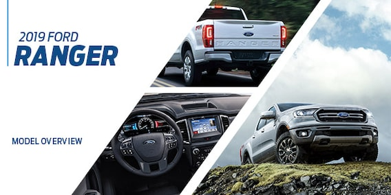 2019 Ford Ranger Rudig Jensen Ford Cdjr New Lisbon Wi