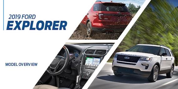 2019 Ford Explorer New Lisbon Wi Rudig Jensen