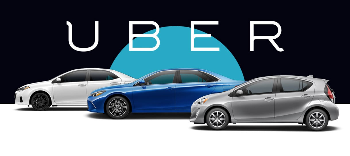 Toyota And Uber Join Forces For Something Special | Rudy Luther Toyota