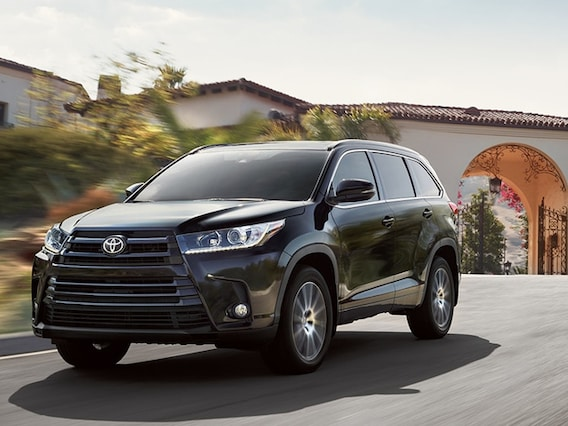 New Toyota Models | Rudy Luther Toyota