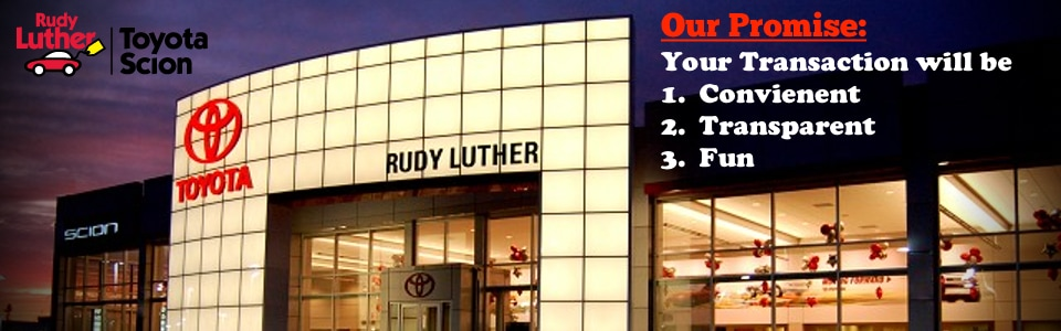 Exceptional Rudy Luther Toyota