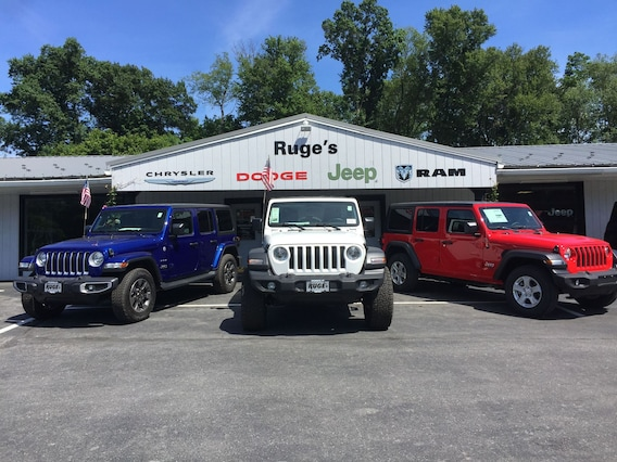 Ruge S Automotive New Dodge Jeep Subaru Chevrolet Ford Chrysler Ram Dealership In Rhinebeck Ny