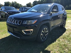 new 2018 Jeep Compass LIMITED 4X4 Sport Utility rhinebeck ny
