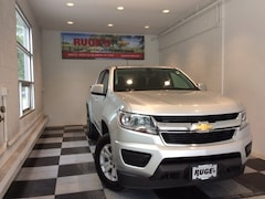 used 2018 Chevrolet Colorado LT Truck Crew Cab in rhinebeck ny