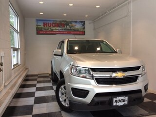 used 2018 Chevrolet Colorado LT Truck Crew Cab near poughkeepsie