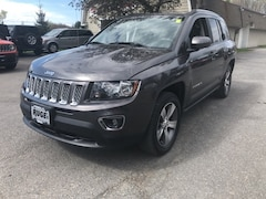 used 2017 Jeep Compass Latitude 4x4 SUV in rhinebeck ny