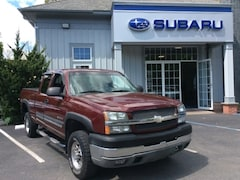 Used 2003 Chevrolet Silverado 2500HD LT Truck Extended Cab under $11,000 for Sale in Rhinebeck