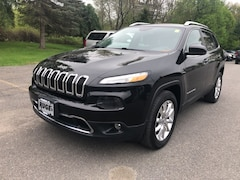 used 2016 Jeep Cherokee Limited 4x4 SUV in rhinebeck ny